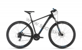Bicykel CUBE Aim 27,5 Black 2019