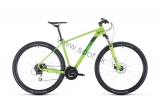 Bicykel CUBE Aim Pro 29 Green 2020