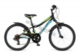 Bicykel DEMA VEGA 20 6sp SF Black-blue 2017
