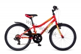 Bicykel DEMA Vega 20 6sp Red-Yellow 2017