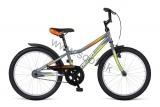 Bicykel DEMA Vega 20 Grey-Green 2017