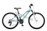 Bicykel Dema Pegas 24 Lady Green-red 2015