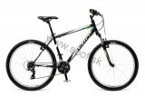 Bicykel Dema Ecco 5.0 Black-white-green 2017