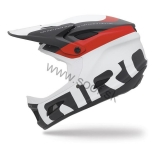 Prilba GIRO Cipher mat red/black