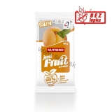 Tyčinka Nutrend JUST FRUITY Marhuľa 30g