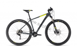 Bicykel CUBE Attention SL 27,5 Grey 2018