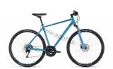 Bicykel CUBE Nature EXC Blue 2018