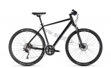 Bicykel CUBE Nature SL Man black 2018