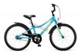 Bicykel DEMA Vega 20 Blue-Green-White 2018