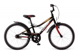 Bicykel DEMA Vega 20  Black-Red-Orange  2018
