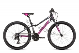 Bicykel Dema Pegas 24 dark grey-pink 2020