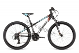 Bicykel DEMA Racer 24 SF black-blue 2020