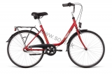 Bicykel DEMA MODET 24x1,3/8 3 sp Red 2018