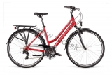 Bicykel Dema AROSA Lady 1.0 dark red 2018