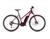 CUBE Cross HYBRID Pro 500 Darkred 2018