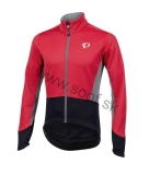Bunda Elite Pursuit Softshell červeno/čierna