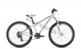 Detský bicykel CUBE ACCESS 240 white´n´red 2019