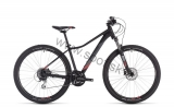 Bicykel CUBE Access WS Exc 27,5 Black 2019