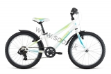 Bicykel DEMA Vega 20 6sp White 2019