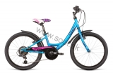 Detský bicykel DEMA Aggy 20 6sp turquoise 2020