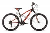 Bicykel Dema ROCKIE 24 SF black 2020