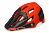 Prilba R2 Trail neon red