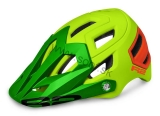Prilba R2 Trail neon yellow