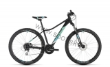 Bicykel CUBE Access WS EAZ 27,5 Black 2019