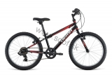 Bicykel DEMA Rockie 20 black-red 2019