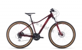 Bicykel CUBE Access WS Exc 29 Poppyred 2020