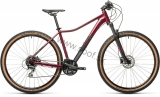 Bicykel CUBE Access WS Exc 27,5 Darkberry 2021