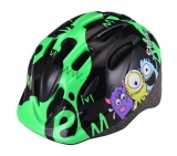 Prilba Extend BILLY Monster neon green