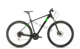 Bicykel CUBE Aim Race 27,5 Black 2020