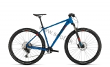 Bicykel CUBE Reaction Pro 29 blue 2020