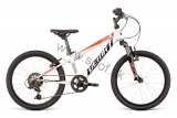 Bicykel DEMA Rockie 20 SF white-red 2020