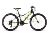 Bicykel Dema Pegas 24 black-neon yellow 2020
