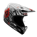 Prilba SIXSIXONE EVO Wired  Black/Red 2012