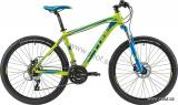 Bicykel CUBE AIM Disc 26 Lime 2014