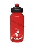 Fľaša CUBE Icon red 500ml