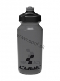 Fľaša CUBE Icon black 500ml
