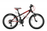 Bicykel DEMA LENNY 20 14sp SF Black-Red 2016
