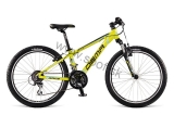 Bicykel DEMA Mettys 24 Green-blue 2016