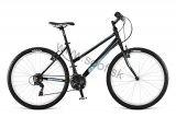 Bicykel Dema Ecco Lady 1.0 Black-blue 2016
