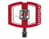 Pedále CRANKBROTHERS Mallet DH Race-Red