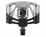 Pedále CRANKBROTHERS Mallet 2 Black/Silver