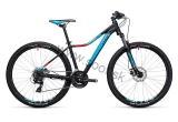 Bicykel CUBE Access WLS Disc 27,5 Black 2017