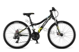 Bicykel Dema Pegas 24 M Black-green 2016