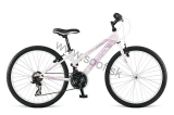 Bicykel Dema Iseo 24 Lady White-Violet 2016