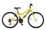Bicykel Dema Iseo 24 Yellow-Black 2016