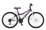 Bicykel Dema Iseo 24 Violet-White 2016
